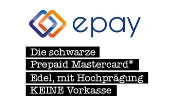 Epay Prepaid Mastercard