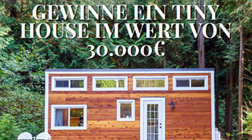 Tiny House Gewinnspiel