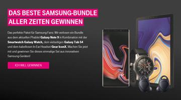 Telekom Samsung Gewinnspiel