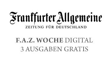 Probeabo: Frankfurter Allgemeine