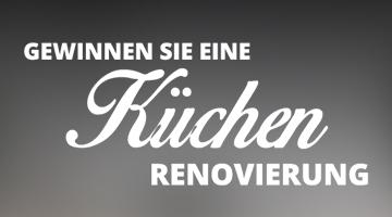 Küchen Renovierung Gewinnspiel