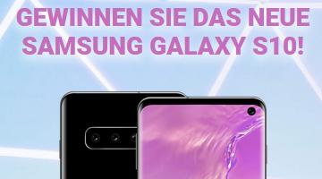 Galaxy S10 Gewinnspiel