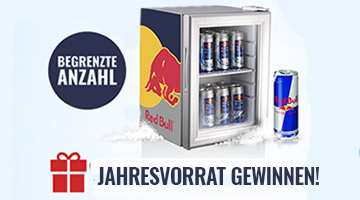 Red Bull Box Gewinnspiel