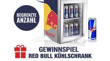 Red Bull Gewinnspiel