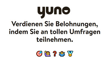Yuno Surveys