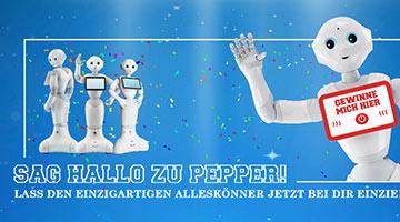 Pepper Gewinnspiel