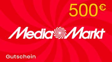 Mediamarkt 500 Euro Gutschein Gewinnspiel